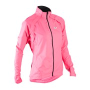 Sugoi Women's Versa Bike Jacket - Electric Salmon