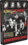 Reservoir Dogs – Mondo X - Steelbook Exclusivo de Edición Limitada