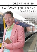 Great British Railway Journeys - Series 1-5
