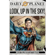 DC Comics Superman Daily Planet - 24 x 36 Inches Maxi Poster