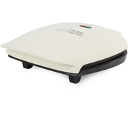 George Foreman 18873 Family Grill - Cream