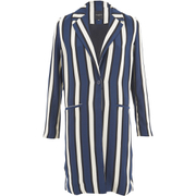 Selected Femme Women's Nanina Blazer - Stripe