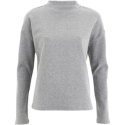 Selected Femme Women's Maja Sweatshirt - Light Grey Melange
