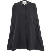 Selected Femme Women's Colline Cape - Black