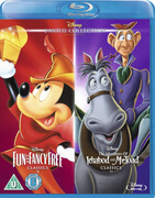 Fun and Fancy Free  /  Ichabod & Mr Toad Classics