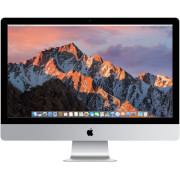 "Apple iMac with Retina 5K display MK472B/A All-in-One Desktop Computer, 3.2GHz Quad-core Intel Core i5, 8GB RAM, 1TB Fusion Drive, 27"", Silver"