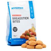 Glutenfreie Brotstick Bites