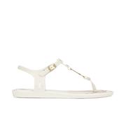 Vivienne Westwood for Melissa Women's Solar Sandals - Ivory Orb