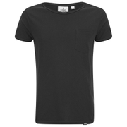 Cheap Monday Men's Cap Pocket T-Shirt - Punk Black