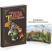 The Legend of Zelda: Tri Force Heroes - Collector's Edition Game Guide
