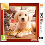 Nintendo Selects Nintendogs + Cats (Golden Retriever + New Friends) - Digital Download