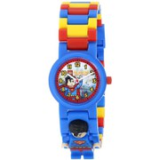 LEGO DC Universe: Super Heroes Superman Minifigure Link Watch