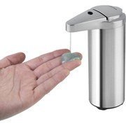 Morphy Richards 250ml Sensor Soap Dispenser - Steel
