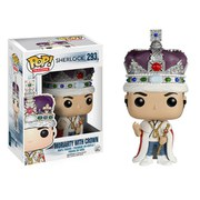 Click to view product details and reviews for Sherlock Moriarty With Crown Pop Vinyl Figure.