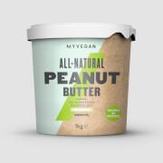 Beurre de Cacahuète Bio - 1kg - Onctueux
