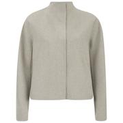 Selected Femme Women's Elga Coat - Silver Lining - EU 36/UK 8