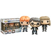 Harry Potter Limited Edition Pop! Vinyl Figure 3Pack