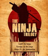 The Ninja Trilogy - Dual Format (Includes DVD)
