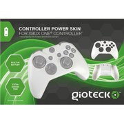 Gioteck Xbox One Controller Power Skin - White