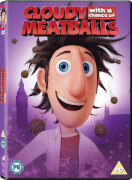 Cloudy With A Chance Of Meatballs (Resleeved)