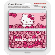 New Nintendo 3DS Cover Plate - Hello Kitty