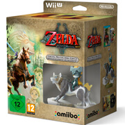 The Legend of Zelda: Twilight Princess HD - Limited Edition (Includes Wolf Link amiibo & Soundtrack CD)
