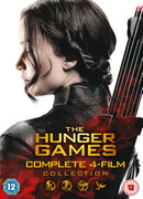 The Hunger Games La collection complète 4 films