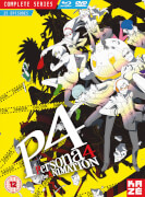 Persona 4 The Animation - Complete Season Box Set - Episodes 1-25 - Blu-ray/DVD Combo Pack