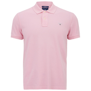 GANT Men's Original Pique Polo Shirt - Soft Rose