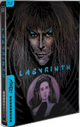 Labyrinth Zavvi Exclusive Mondo X Steelbook (UK EDITION)