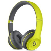 Image of Beats by Dr. Dre: Solo2 Wireless Active Collection On Ear Headphones - Yellow