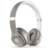 Beats by Dr. Dre: Solo2 Luxe Edition On-Ear Headphones - Silver