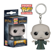 Harry Potter Voldemort Pocket Pop! Sleutelhanger
