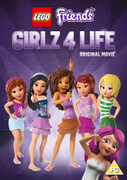 Lego Friends: Girlz For Life