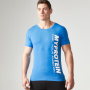 Мужская футболка Myprotein Tag – Синий цвет