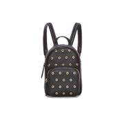 REDValentino Women's Mini Eyelet Backpack - Black