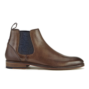 Ted Baker Men's Camroon 4 Leather Chelsea Boots - Brown