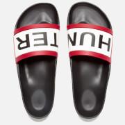 Hunter Men's Original Slide Sandals - Black
