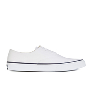 Sperry Men's Cloud CVO Vulcanized Trainers - White