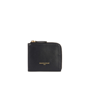 Maison Kitsuné Men's Coin Purse - Black
