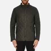 Barbour Mens Chelsea Sportsquilt Jacket  Olive  XL