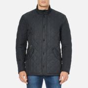 Barbour Mens Chelsea Sportsquilt Jacket  Navy  L