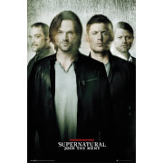 Supernatural Blur - 24 x 36 Inches Maxi Poster