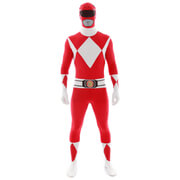 Morphsuit Adults' Power Rangers Red