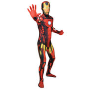 Morphsuit Adulte - Marvel : Iron Man