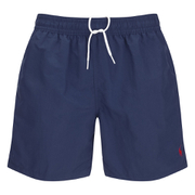 Polo Ralph Lauren Men's Hawaiian Swim Shorts - Newport Navy