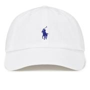 Polo Ralph Lauren Mens Classic Sports Cap  White