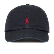 Polo Ralph Lauren Mens Classic Sports Cap  Black