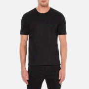 Versace Collection Men's Crew Neck T-Shirt - Black