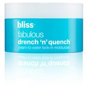 bliss Fabulous Drench 'n' Quench Moisturiser 50ml
